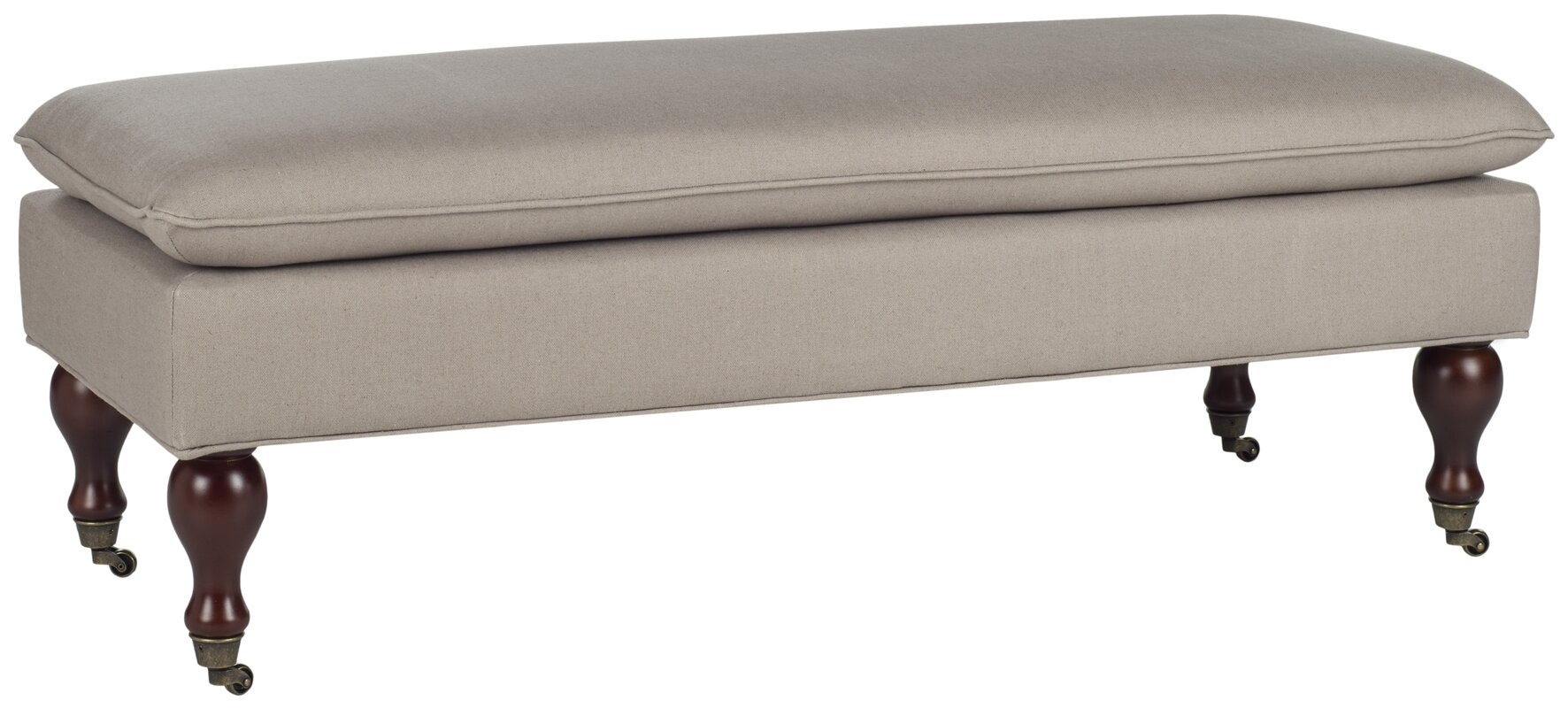 safavieh gepolsterte schlafzimmerbank bewertungen. Black Bedroom Furniture Sets. Home Design Ideas