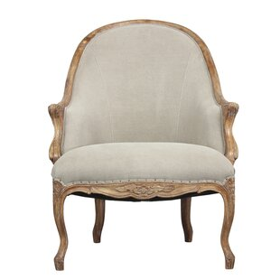Sarreid Ltd Leslie Salon Armchair