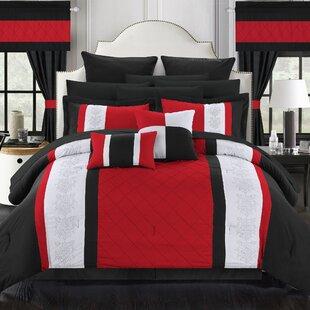 Danielle 24 Piece Comforter Set