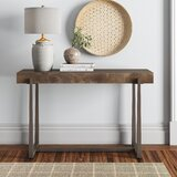 48 Solid Wood Console Table by Joss & Main