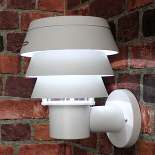 Triple Tier 9-Light Outdoor Sconce by Gama Sonic