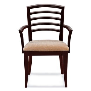 Marcantonio Upholstered Dining Chair Latitude Run