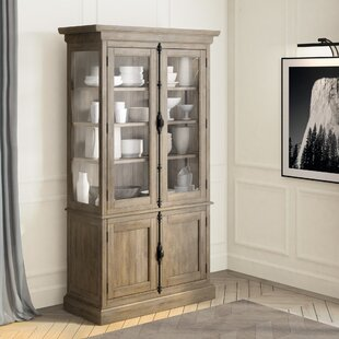 Ellenton Lighted China Cabinet by Greyleigh