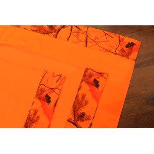 Realtree AP Blaze Twin 3 Piece Sheet Set