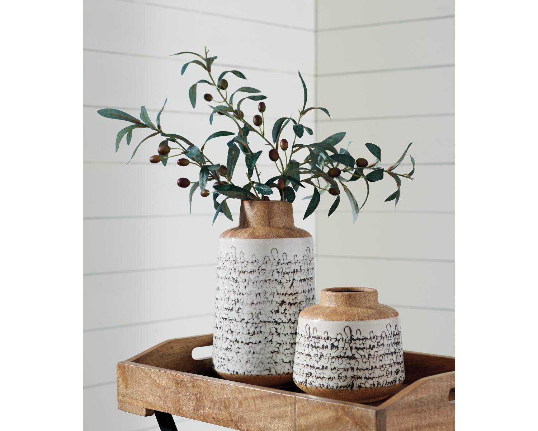 Black Ceramic Vases Urns Jars Bottles You Ll Love In 2021 Wayfair