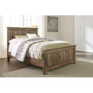 Petersfield Panel Bed