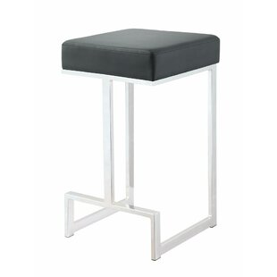Kerrick Metal 25 Counter Height Bar Stool