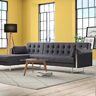 Modern Contemporary Extra Deep Sectional Sofas Allmodern