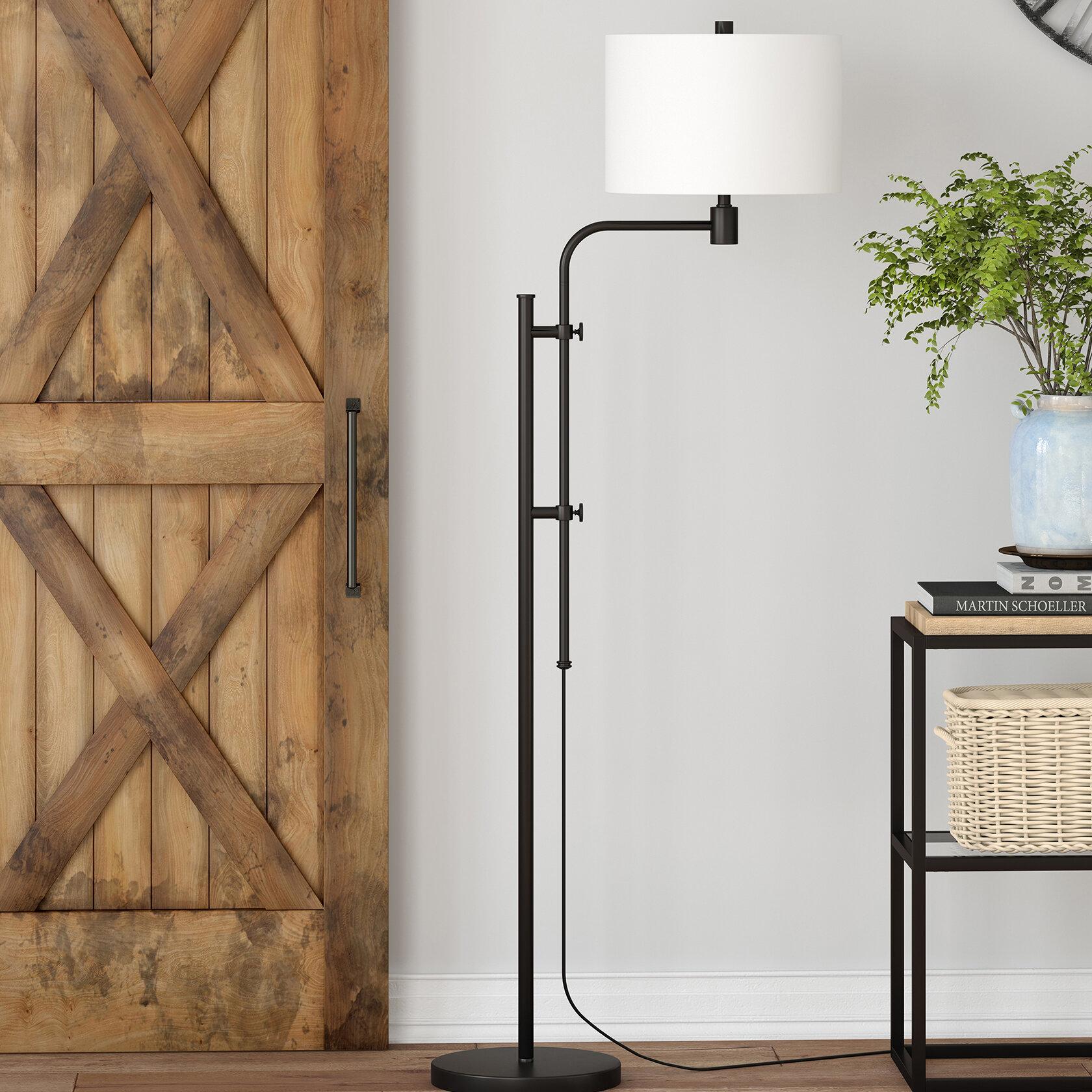 Industrial Floor Lamps You Ll Love In 2020 Wayfair