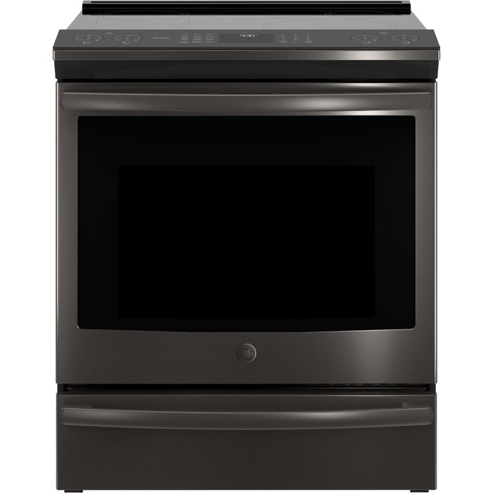 30 5 3 Cu Ft Slide In Induction Range