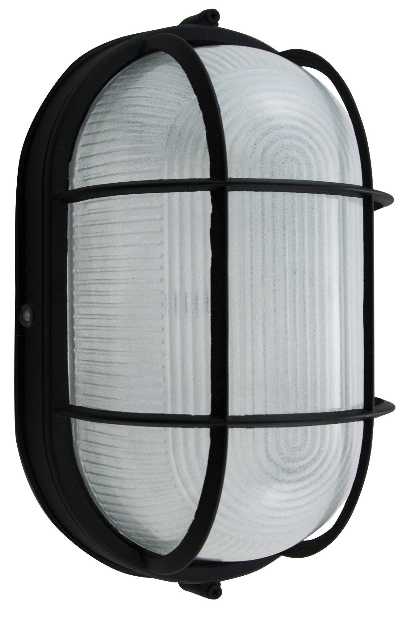 Efficientlighting Outdoor 1 Light Bulkhead