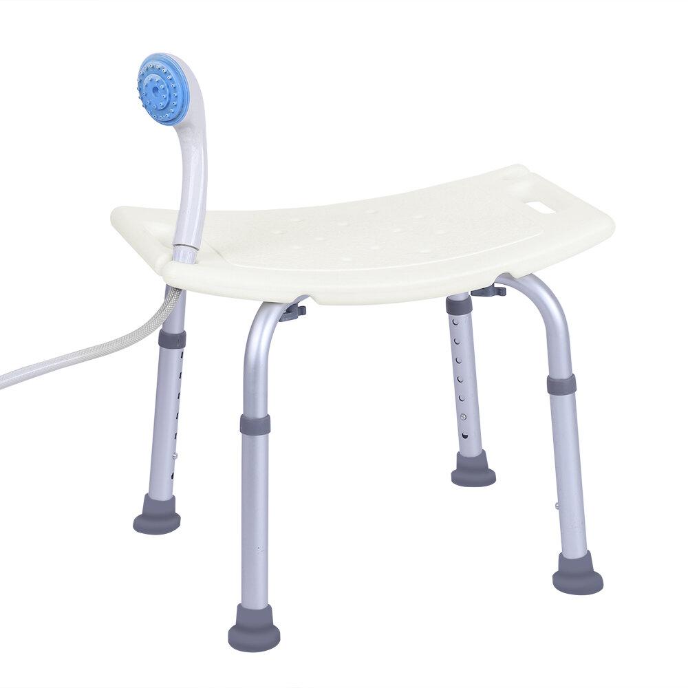 Adjustable Elderly Bathtub Shower Chair