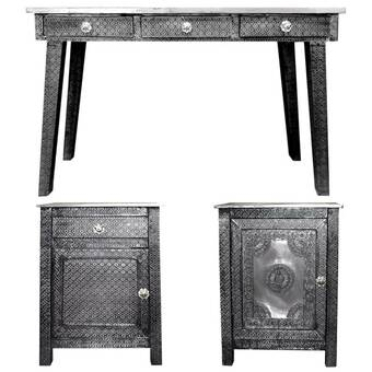 Highland Dunes Delois Console Table Wayfair