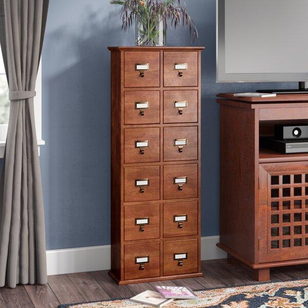 Library Catalog Cabinet   Wayfair