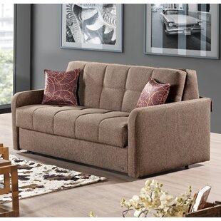 Westmont Reclining Sleeper Convertible Sofa by Latitude Run