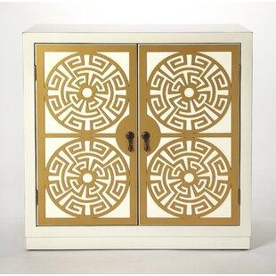 Mercer41 Emrys 2 Door Accent Cabinet