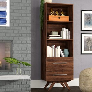 Barclay Standard Bookcase by Wade Logan Best #1