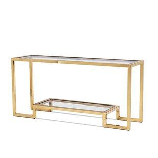 Interlude Vienna Console Table