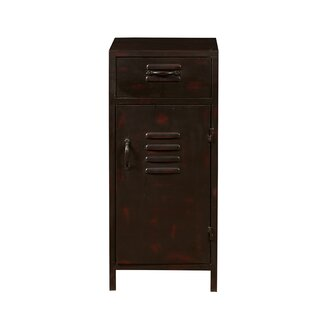 Abbie 1 Door Accent Cabinet by 17 Stories