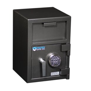 Front Loading Commercial Depository Safe with Electronic Lock by