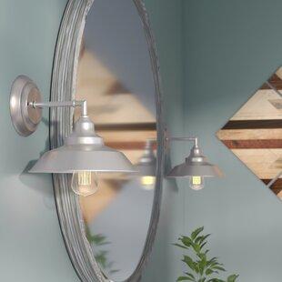 Alayna 1-Light Bath Sconce by ..