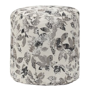 Foliage Tapestry Pouf by American Furniture Classics