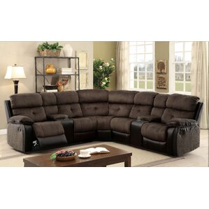 Marksbury Reclining Sectional by Latitude Run