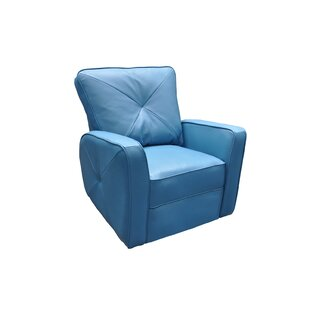 Bahama Leather Recliner by Omnia Leather