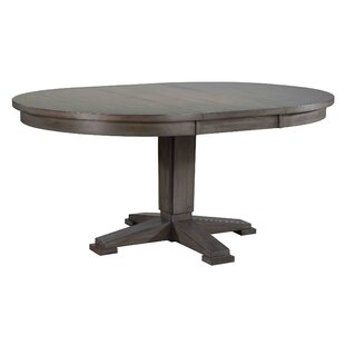 Hartford Extendable Solid Wood Dining Table Winners Only, Inc.