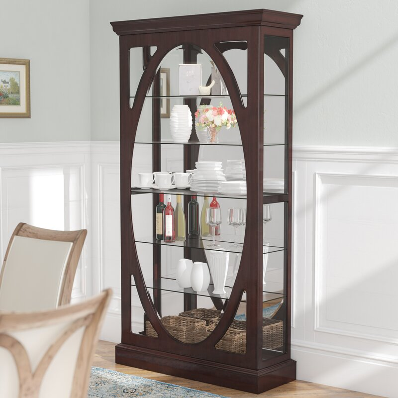 Wall Hanging Curio Cabinet