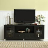 Amzee TV Stand for TVs up to 50 by Latitude Run®