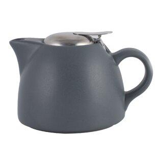 Barcelona Stoneware Teapot by La Cafetière