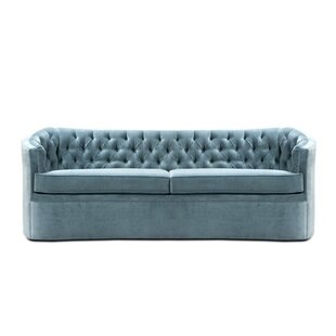 Rothbury Chesterfield Sofa by Everly Quinn Modern
