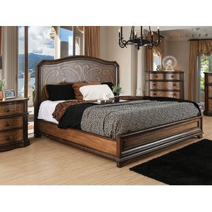 Davet Panel Bed by Astoria Grand
