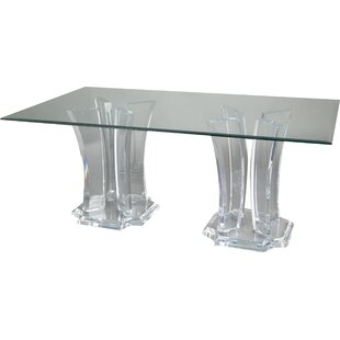 Milano Double Base Dining Table
