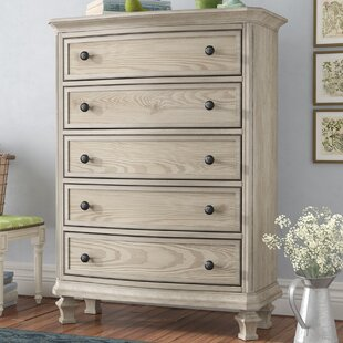 Lark Manor Bretenieres 5 Drawer Chest