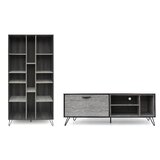 Dunson Entertainment Center for TVs up to 65 by Wrought Studio™