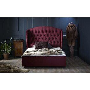Rocket Upholstered Bed By Rosdorf Park