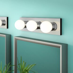 Great deal Jannie 3-Light Bath Bar By Zipcode Design