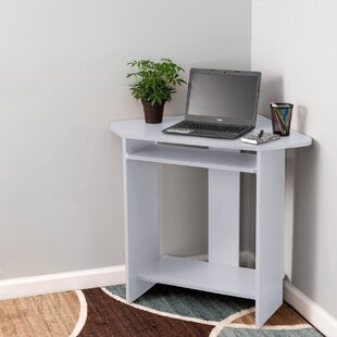 Sondra Office Compact Corner Computer Desk