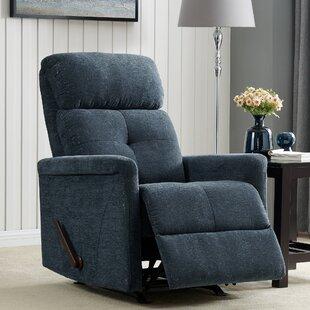 Outstanding Vondrus Manual Rocker Recliner Inzonedesignstudio Interior Chair Design Inzonedesignstudiocom