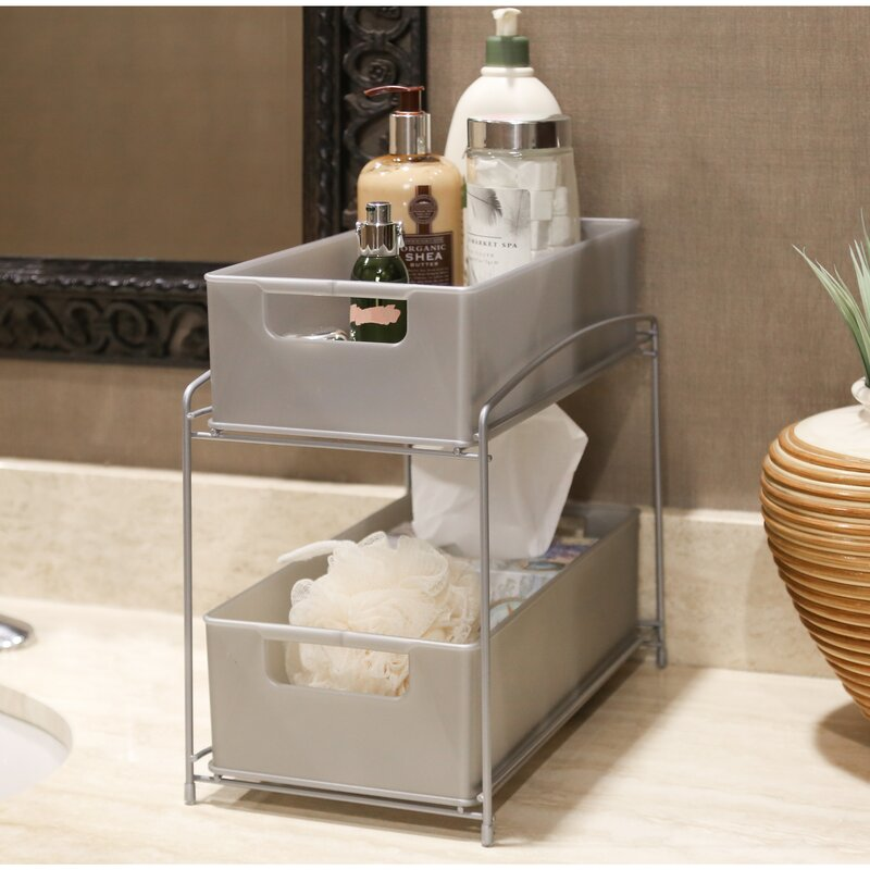 Bourque 2-Tier Pull Out Drawer