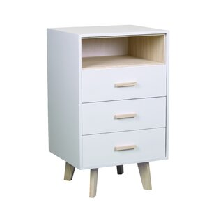 Sheilah 3 Drawer Chest By Norden Home