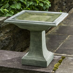 Campania International Avery Birdbath