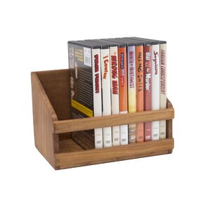 CD / DVD Rack by SeaTeak