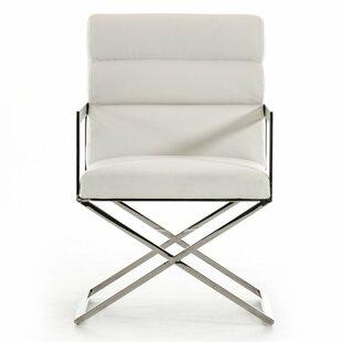 Orren Ellis Clower Upholstered Dining Chair