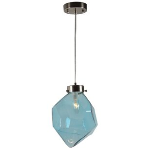 Wrought Studio Priya 1-Light Novelty Pend..