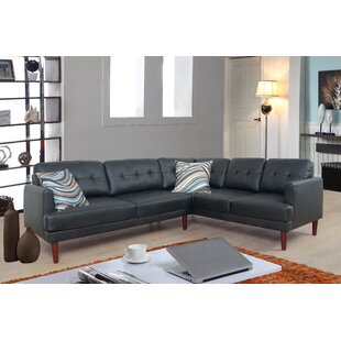 Dahlke Sectional by Wrought Studio