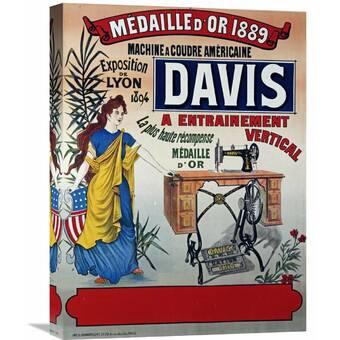 Buyenlarge North Grove Brand Tea Vintage Advertisement Wayfair