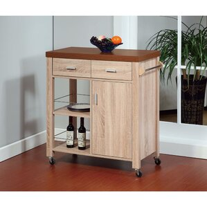 Lemire Storage Kitchen Cart by Red Barrel Studio